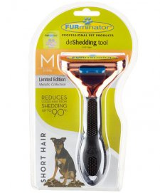 Furminator LE Deshedding Tool Dogs Medium Short Hair