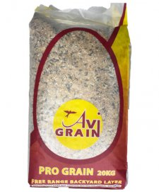 Avigrain Poultry Pro Grain Layer Mix 20kg