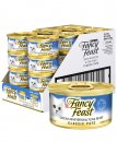 Fancy Feast 24x85g Ocean WhiteFish Tuna Pate