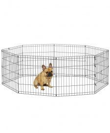 Bf Pet Exercise Pens Blk 18 inch 41400