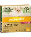 Profender Wormer For Cats 5-8Kg