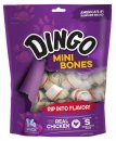 Dingo Mini Bone White 14Pack