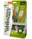 Whimzees Toothbrush Star Large 6pk 360g