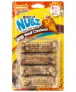 Nylabone Nubz Bone Chicken Bacon 8Pack Small