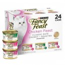 Fancy Feast Collection 24x85g Chicken Feast