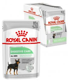 Royal Canin Dog Wet 12x85g Digestive Care Loaf