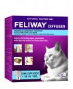 Feliway For Cats Diffuser Set (Diffuser + Refill 48ml)