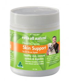 Vets All Natural Health Chews Skin Support 270g