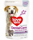 Love Em Dental Sticks Medium Large 145g