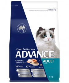 Advance Cat Adult Total Wellbeing Chicken & Salmon 6kg