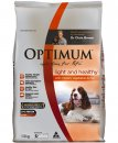 Optimum Dog Lite & Mature Chicken & Vegetables 13Kg