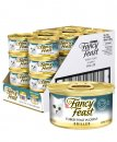 Fancy Feast 24x85g Grilled Turkey in Gravy
