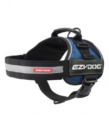 Ezydog Harness CV S Blue