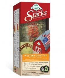 Oxbow Harvest Stacks Western Timothy With Carrots 992g