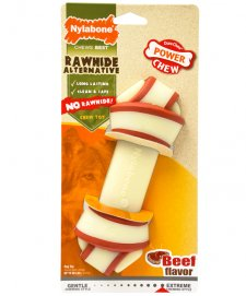 Nylabone Powerchew Rawhide Large Upto 23kg