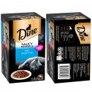 Dine 7x85g Saucy Morsels With Ocean Fish
