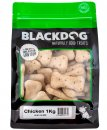Blackdog Biscuit 1kg Chicken