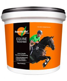 Rose-Hip Vital Equine 3kg - For Horses Joint Health