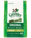 Greenies Canine Snacks Treat-Pak Teenie 340g 43pack