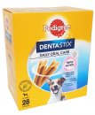 Pedigree Snacks Dentastix Small Dog 28Pack 5-10kg