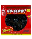 Dogit Go Slow Anti-Gulping Dog Dish 1.2Ltr Black