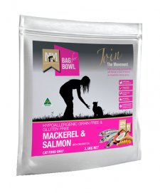 Meals For Mutts Cat Grain Free Mack Salmon 2.5Kg