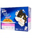 Felix Cat 12x85g Kitten Menus