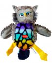 FurKidz Carnival Owl w/Action Wings 30cm