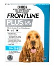 Frontline Plus Dog 10-20Kg Medium Blue 3Pack