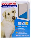 Petmate Dog Mate Dog Door Large White