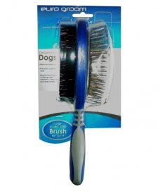 Euro Groom Pin Brush Large