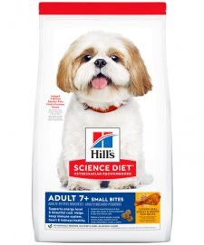 Hills Canine Adult 7+ Active Longevity Small Bites 2kg