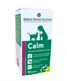Natural Animal Solutions Calm 30 Tablets
