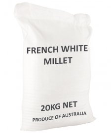 Avigrain White French Millet 20kg