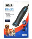 Wahl KM-SS Single Speed Clipper Black