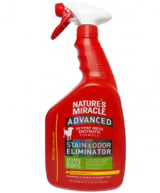 Natures Miracle Advanced Formula Dog Stain Odor Remover 946ml