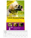 The Husher Elastic Anti Barking Training Muzzle Size 1