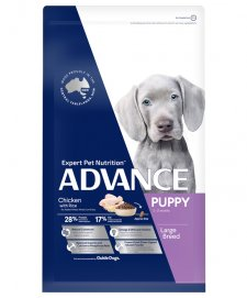 Advance Dog Puppy Growth Large+ Breed Chicken 3kg