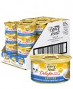 Fancy Feast 24x85g Delights with Chedder WhiteFish
