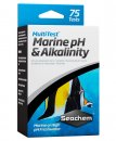 Seachem MultiTest pH and Alkalinity 75 tests