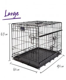 Kazoo Everyday Crate Large 91x61x67cm