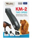 Wahl KM-2 Two Speed Clipper Black