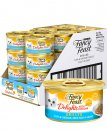 Fancy Feast 24x85g Delights with Chedder Tuna