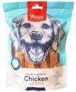 Wanpy Chicken Jerky Strips 100G