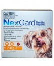 NexGard Chews Very Small 2-4kg 3Pack