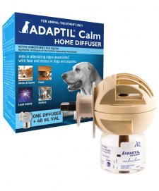 ADAPTIL Calming Pheromone for Dogs Diffuser + Refill 48ml
