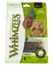 Whimzees Canine Hedgehog Large 18-27kg 6Pk 360g