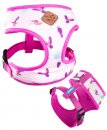 Kazoo Funky Soft Walking Harness Galah Xs