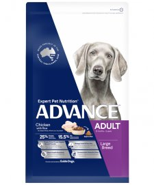 Advance Dog Adult Large+ Breed Chicken 8kg
