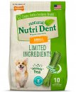Nylabone NutriDent Fresh Breath 10Pack 140g Small